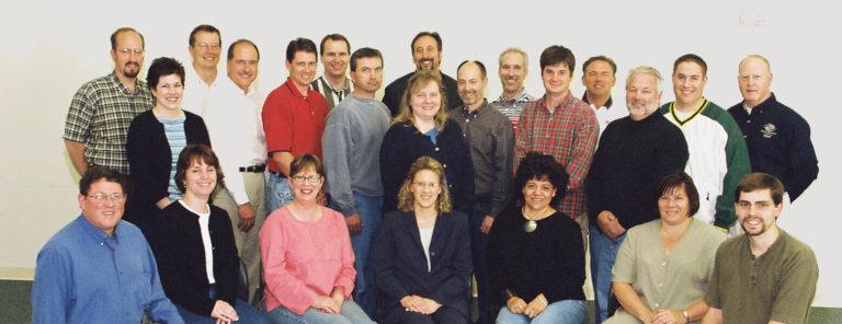 LDA Class of 2003-04