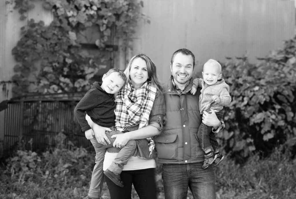 The Al Hulick Family