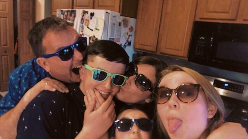 Aimee Thurner & Family