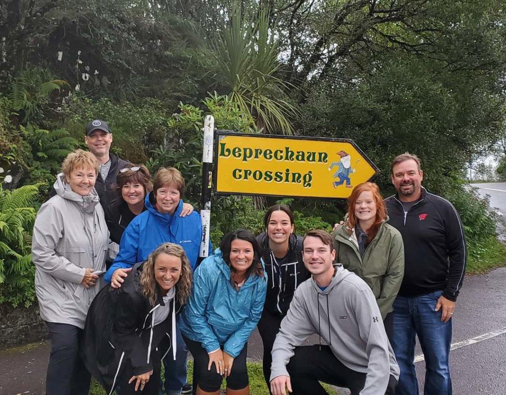 2019 trip to Ireland